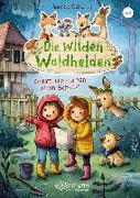 Cover-Bild zu Die wilden Waldhelden von Schütze, Andrea