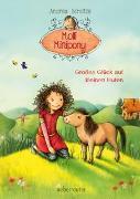 Cover-Bild zu Molli Minipony - Großes Glück auf kleinen Hufen von Schütze, Andrea