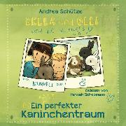 Cover-Bild zu Bella und Olli - Ein (fast) perfekter Kaninchentraum (Audio Download) von Schütze, Andrea