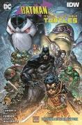Cover-Bild zu Tynion IV, James: Batman/Teenage Mutant Ninja Turtles: Der Dunkle Ritter in New York