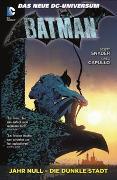 Cover-Bild zu Capullo, Greg: Batman