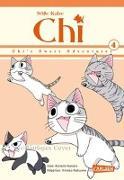 Cover-Bild zu Kanata, Konami: Süße Katze Chi: Chi's Sweet Adventures 4