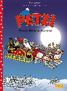 Cover-Bild zu Capezzone, Thierry: Petzi - Der Comic 3: Petzis Weihnachtsreise