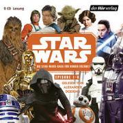Cover-Bild zu Kasprzak, Andreas (Übers.): Star Wars Episode 1-8