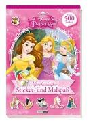 Cover-Bild zu Panini: Disney Prinzessin: Märchenhafter Sticker- und Malspaß