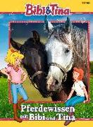 Cover-Bild zu Panini (Hrsg.): Bibi & Tina: Pferdewissen mit Bibi und Tina