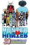 Cover-Bild zu Togashi, Yoshihiro: Hunter x Hunter, Vol. 30