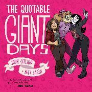 Cover-Bild zu Allison, John: The Quotable Giant Days