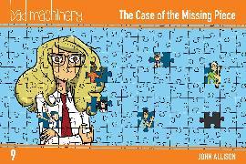 Cover-Bild zu John Allison: Bad Machinery, Vol. 9: The Case of the Missing Piece