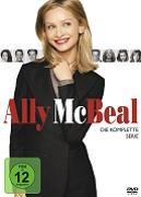 Cover-Bild zu Mel Damski, Jonathan Pontell, Bill DElia, Arlene Sanford, Michael Schultz (Reg.): Ally McBeal - Komplettbox Staffel 1-5