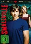 Cover-Bild zu Allison Mack (Schausp.): Smallville - Die komplette 4. Staffel (6 Discs)