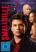 Cover-Bild zu Allison Mack (Schausp.): Smallville - Die komplette 6. Staffel (6 Discs)