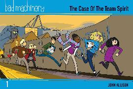 Cover-Bild zu John Allison: Bad Machinery Volume 1 - Pocket Edition