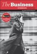 Cover-Bild zu Duffin, Mark (Illustr.): Intermediate: Student's Book - The Business