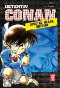 Cover-Bild zu Aoyama, Gosho: Detektiv Conan Special Black Edition