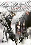 Cover-Bild zu Isayama, Hajime: Attack on Titan 33