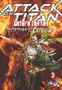 Cover-Bild zu Isayama, Hajime: Attack on Titan - Before the Fall, Band 3
