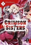 Cover-Bild zu Mitogawa, Wataru: Crimson Sisters 01