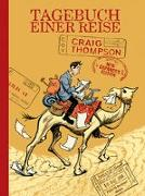 Cover-Bild zu Thompson, Craig: Tagebuch einer Reise