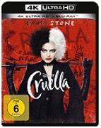 Cover-Bild zu Craig Gillespie (Reg.): Cruella LA 4K