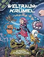 Cover-Bild zu Thompson, Craig: Weltraumkrümel