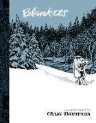 Cover-Bild zu Thompson, Craig: Blankets