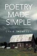Cover-Bild zu Thompson, Craig: Poetry Made Simple