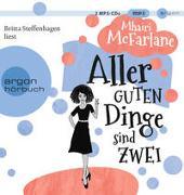 Cover-Bild zu Aller guten Dinge sind zwei von McFarlane, Mhairi