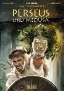 Cover-Bild zu Ferry, Luc: Mythen der Antike: Perseus und Medusa (Graphic Novel)