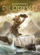 Cover-Bild zu Ferry, Luc: Mythen der Antike: Die Odyssee (Graphic Novel)