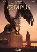 Cover-Bild zu Ferry, Luc: Mythen der Antike: Ödipus (Graphic Novel)