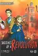 Cover-Bild zu Tauber, Christopher: Frankfurt 1848 - Skizzen einer Revolution (englische Ausgabe)