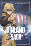 Cover-Bild zu Yukimura, Makoto: Vinland Saga 01