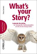 Cover-Bild zu What's your Story? von Sammer, Petra