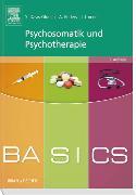 Cover-Bild zu BASICS Psychosomatik und Psychotherapie von Davis-Glurich, Svenja