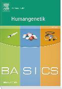 Cover-Bild zu BASICS Humangenetik von Teufel, Andreas