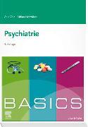 Cover-Bild zu BASICS Psychiatrie von Volz, Anja