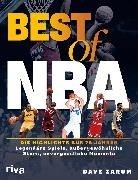 Cover-Bild zu Best of NBA (eBook) von Zarum, Dave