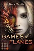 Cover-Bild zu Games of Flames (Phönixschwestern 1) (eBook) von MacKay, Nina