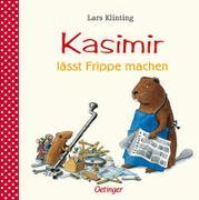 Cover-Bild zu Kasimir lässt Frippe machen von Klinting, Lars