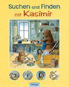 Cover-Bild zu Suchen und Finden mit Kasimir von Klinting, Lars