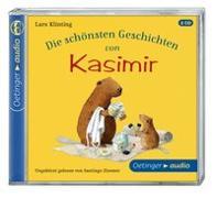 Cover-Bild zu Die schönsten Geschichten von Kasimir (2 CD) von Klinting, Lars