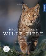 Cover-Bild zu Deutschlands wilde Tiere von Ophoven, Ekkehard