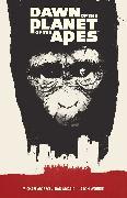 Cover-Bild zu Moreci, Michael: Dawn of the Planet of the Apes