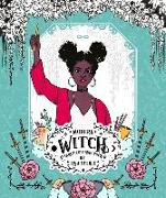 Cover-Bild zu Modern Witch Tarot Coloring Book von Sterle, Lisa