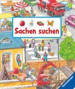 Cover-Bild zu Sachen suchen von Gernhäuser, Susanne