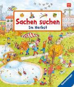 Cover-Bild zu Sachen suchen: Im Herbst von Gernhäuser, Susanne