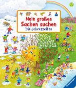 Cover-Bild zu Mein großes Sachen suchen: Die Jahreszeiten von Gernhäuser, Susanne