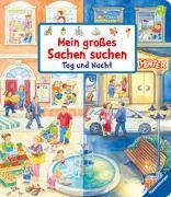 Cover-Bild zu Mein großes Sachen suchen: Tag und Nacht von Gernhäuser, Susanne