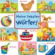Cover-Bild zu Meine liebsten Wörter! von Gernhäuser, Susanne